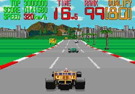 - Great, fast 'beat the clock' racer fun.