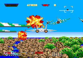 - Take to the controls of an F-14 Tomcat in this arcade classic.