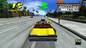- Madcap driving fun.  Just watch out for the other drivers.