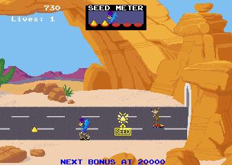 - MEEP MEEP! It's Road Runner!