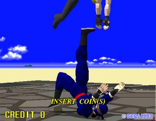 - One of the first 3D fighting game.